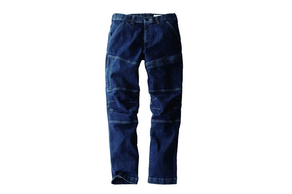 D522DENIM ARMOURED PANTSの画像
