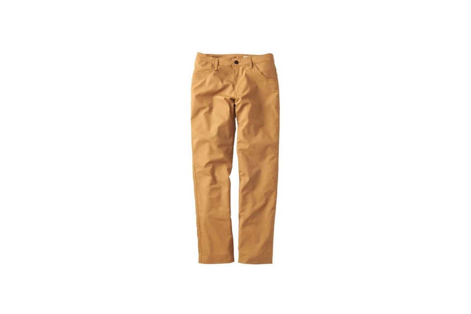 D518 LADIES TAPERED-PANTSの画像